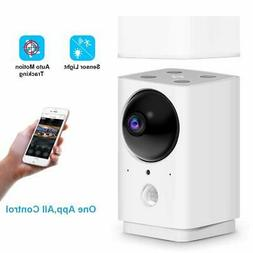 1080P Home Security Camera, FUVISION Pan/Tilt/Zoom Wi-Fi Ind