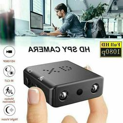 1080P Mini Wireless WIFI Hidden Spy Camera HD Home Security