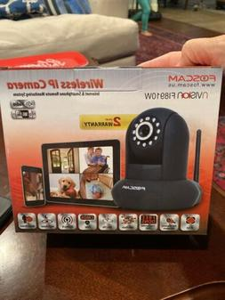Foscam FI8910W Pan & Tilt IP/Network Camera with Two-Way Aud