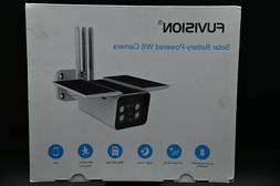 ⚡️ FUVISION Solar Powered Wireless Outdoor 1080P Home Se