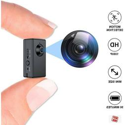 Hidden Micro Spy Camera Video Recorder Motion Detection Thum