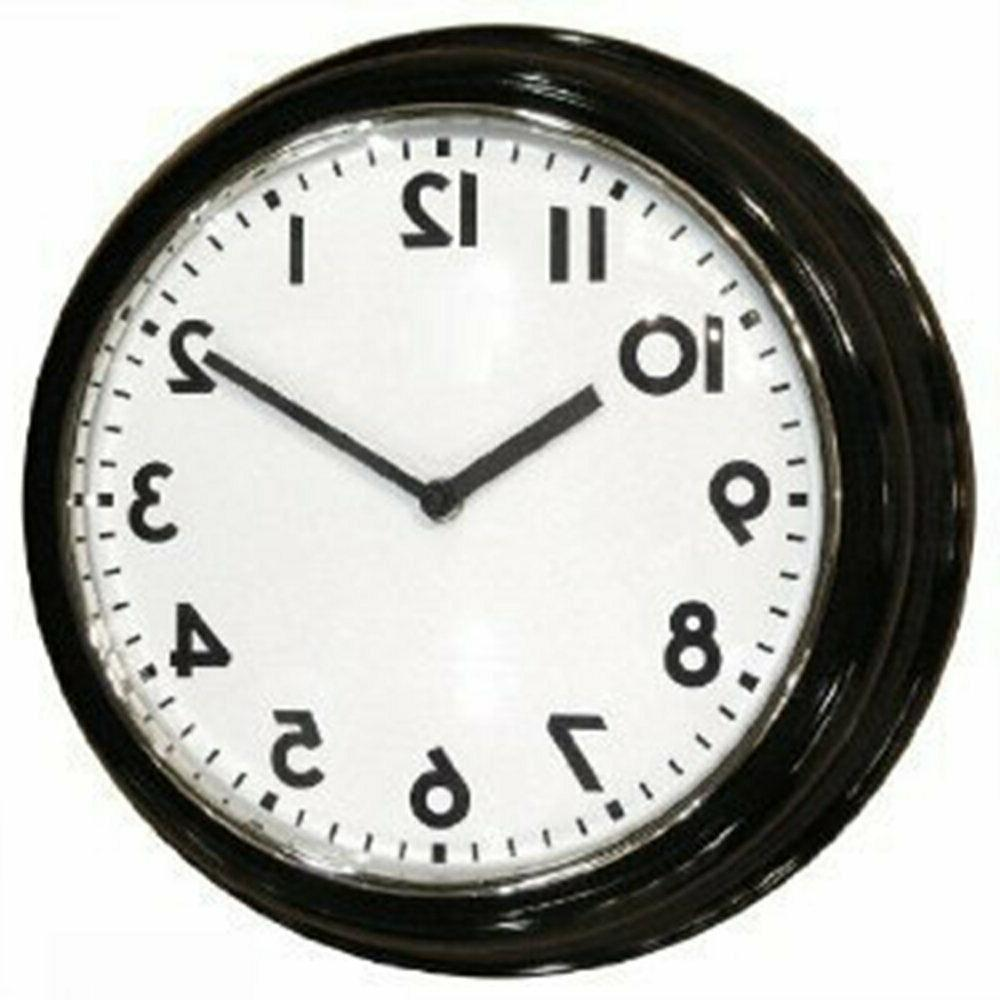 security products c1300c covert hardwired wall clock