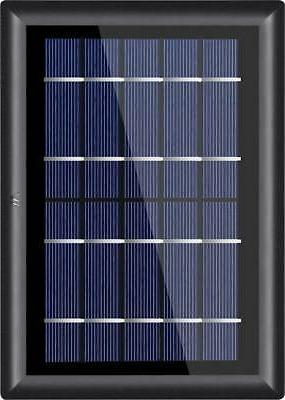 solar panel for arlo ultra and pro