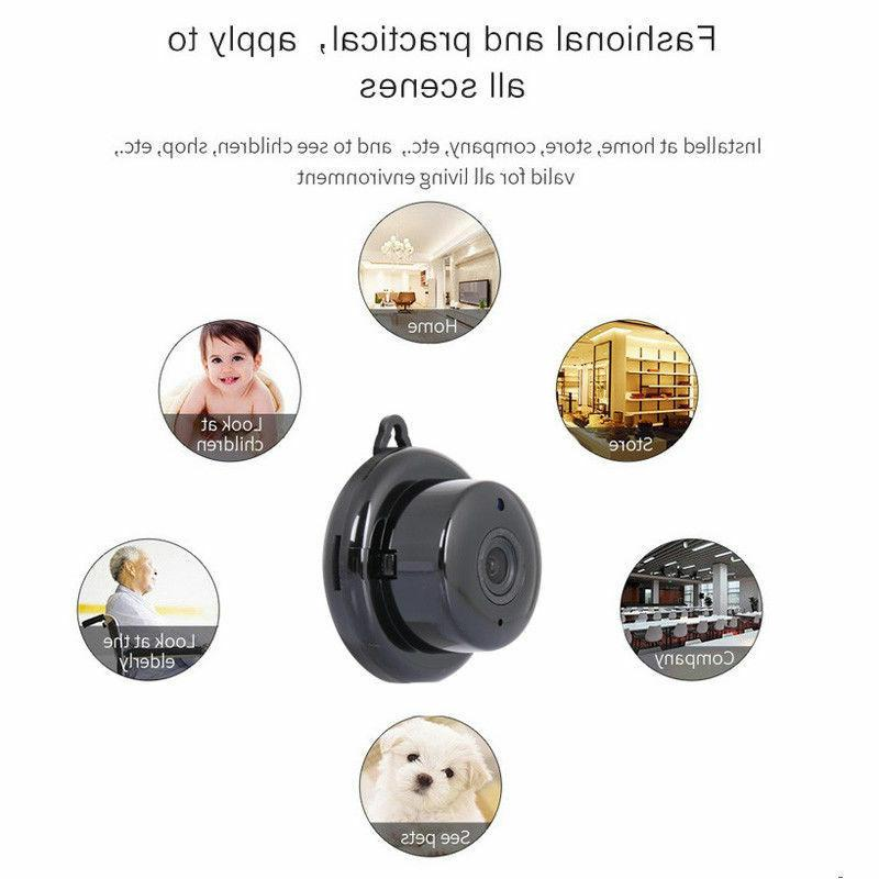 Wireless Home Security Camera Vision