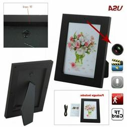 Picture Frame Hidden Camera with Built-in DVR and Motion Det