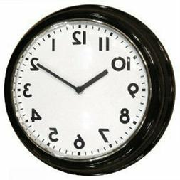 KJB Security Products C1300C Covert Hardwired Wall Clock Col