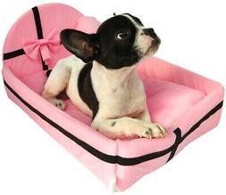 MeterMall Winter Warm Pet Bed with Plush Cushion for Small M